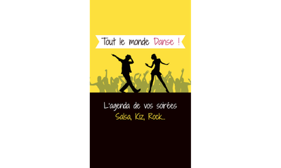 Application Tout le monde Danse